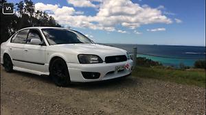 Subaru liberty heritage 1998 Bucca Coffs Harbour Area Preview