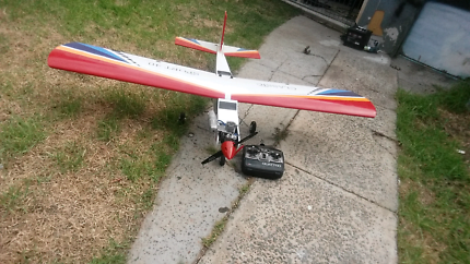 RC Phoenix model plane