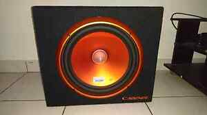 Cadence subwoofer with inbuilt amp Darwin CBD Darwin City Preview