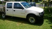 1997 Holden Rodeo 4x4 dual cab Ute Brinsmead Cairns City Preview
