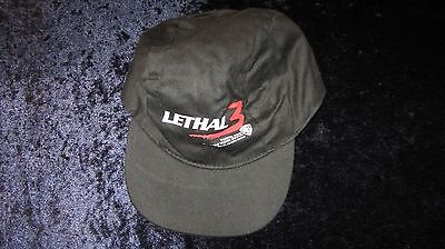 LETHAL WEAPON 3  promotional hat _ original promo item MEL GIBSON