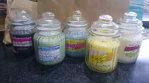 Scented candles and melts Rutherford Maitland Area Preview