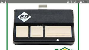 Roller door remotes Gulfview Heights Salisbury Area Preview