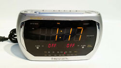 Emerson Research CKS3020 Smartset Dual Alarm Clock Radio LED