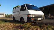 1995 FORD ECONOVAN - MAZDA 1800 Bundaberg Central Bundaberg City Preview