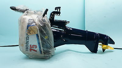 HONDA 75 7 1/2 HP OUTBOARD BOAT MOTOR FOUR STROKE BF75L NEW NOS WOW CDI