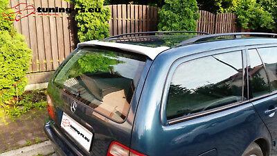 Mercedes W210 Kombi T210 Dachflügel Dachspoiler Spoiler tuning-rs.eu