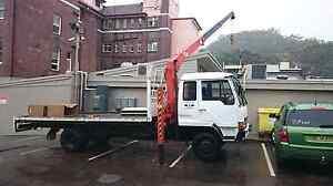 Crane Truck Hire Woy Woy Gosford Area Preview