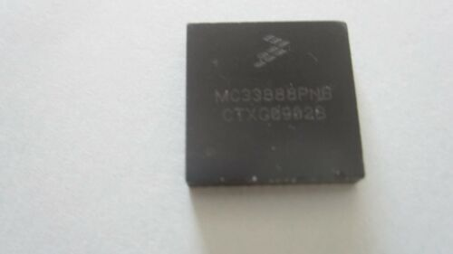 MC33888 PNB(Quad High-Side and Octal Low-Side Switch for Automotive) STM