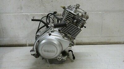 2014 <em>YAMAHA</em> YBR 125 CUSTOM COMPLETE ENGINE 158