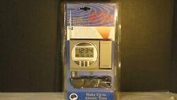 La Crosse Technology Atomic Projection RC Alarm Clock WT-5600 AJP704 Bin2