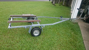 14 ft boat trailer Mount Sheridan Cairns City Preview