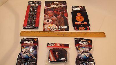 Star Wars Rogue One Super 11 Piece Massive Kids Stationery Set Gift Pack 11 Piece Super Pack