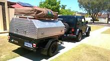 CAMPER AND JEEP Mindarie Wanneroo Area Preview