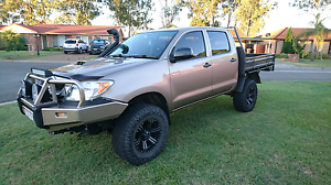 Toyota hilux 3.0 turbo diesel 2005 Bligh Park Hawkesbury Area Preview