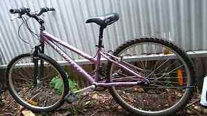 Apollo bike for girls or small ladies, 26 inches wheels, alu fram Hazelwood Park Burnside Area Preview