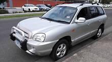 2004 Hyundai Santa Fe Wagon Manifold Heights Geelong City Preview