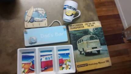 VW Kombi Related Items Inala Brisbane South West Preview
