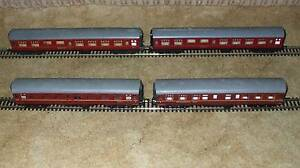 HORNBY / TRIANG OO BR MODEL RAILWAY COACHES Warners Bay Lake Macquarie Area Preview