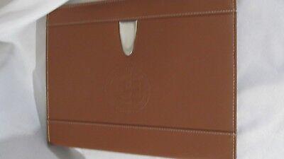 Hit Business Pad Folio Tablet Notebook Binder Organizer Golf Assoc. 48