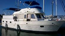 39' Mariner aft cabin flybridge cruiser. Pialba Fraser Coast Preview