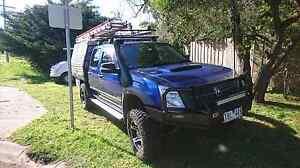 Holden Rodeo 2007 4x4 (4jj1)  dual cab & custom canopy + Extras. Rosebud Mornington Peninsula Preview
