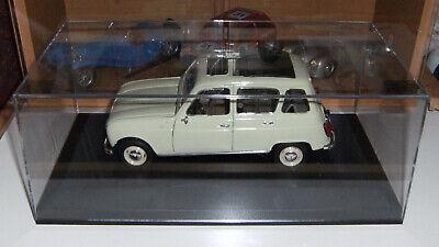 Renault 4L 1964 Beige Découverte 1:18ème SOLIDO