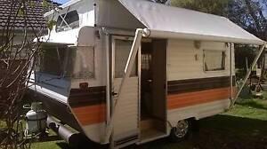 viscount pop top caravan Dorrigo Bellingen Area Preview