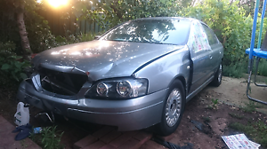Wrecking 2003 ford BA falcon sedan Para Hills Salisbury Area Preview