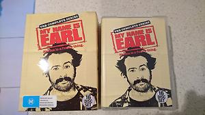 My name is Earl dvd set Deer Park Brimbank Area Preview