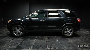 2011 GMC Acadia SLT BEAUTIFUL BLACK LEATHER SEATS! HEATED SEATS!
