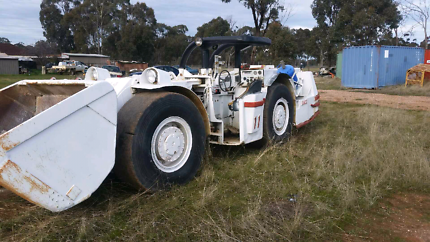 Eimco wheel loader