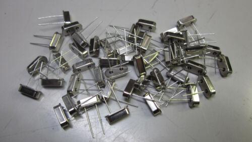 QRP Frequencies Ham Radio Crystals HC49/S 11-pack
