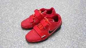 Nike Romaleos 2 Size 8 Weightlifting Shoes Powerlifting Squat Gym Thornlie Gosnells Area Preview