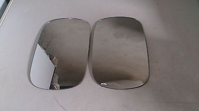Jcb Loadall Puh Pick Up Hitch Pair Of Curved Mirror Glasses. New 6 Vat
