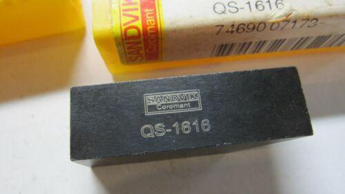 SANDVIK QS-1616 STOP, NEW