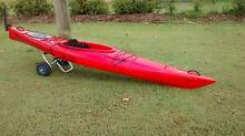 RAIDER COMPACT SEA KAYAK Clarence Town Dungog Area Preview