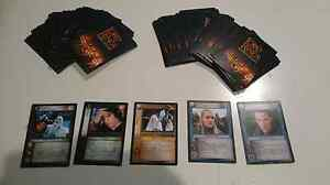 BULK Lord of the Rings Trading Card Game - 110 x Trading Cards Frankston South Frankston Area Preview