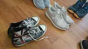 US8 Nike air Jordan new balance Converse shoes trainers joggers Melbourne CBD Melbourne City Preview