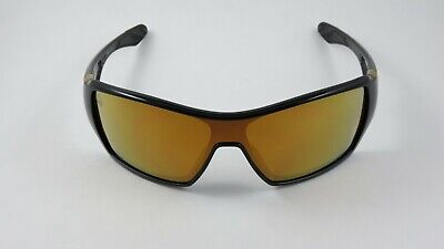 Oakley Offshoot Shaun White Polished Black 24K Iridium OO9190-07 RARE