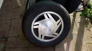 15 inch mags with excellent tread pre ve Gepps Cross Port Adelaide Area Preview