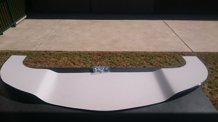 Mazda 3 MPS BL front splitter