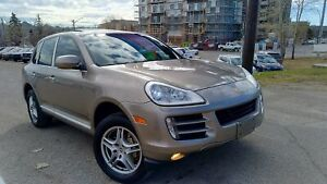09 Porsche Cayenne S/ Loaded/ Low Kms/ DVD / NAV /No Accident