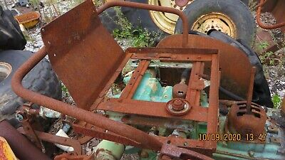 Jd John Deere 1010 Tractor Seat Frame