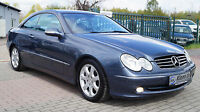 Mercedes-Benz CLK 270 CDI 170PS Coupe Avantgarde Automatik