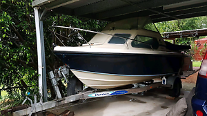 5m boat nova eclipse Beerwah Caloundra Area Preview