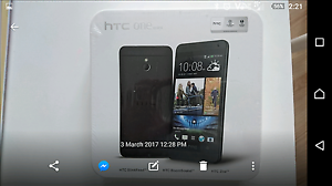 HTC One mini Black brand new sealed box Springvale Greater Dandenong Preview
