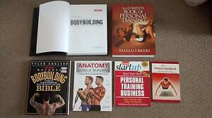 Bodybuilding & Fitness Books Sippy Downs Maroochydore Area Preview