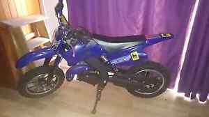 Yamaha style 49cc dirt bike Greta Cessnock Area Preview