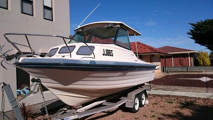 Swift Craft Swiftcraft Explorer 5.6m Hard Top  Royal Park Charles Sturt Area Preview